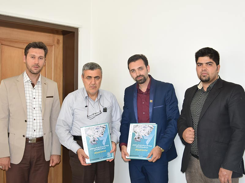 Sabok Beton Pertican company's investment in Isfahan Science and Technology Town